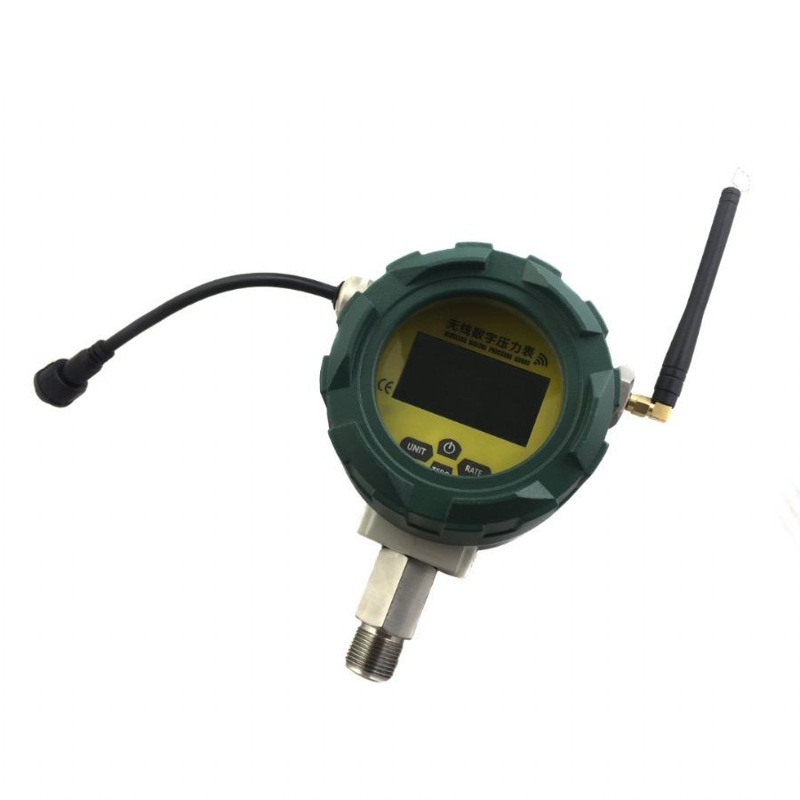What to pay attention to when installing a wireless pressure sensor